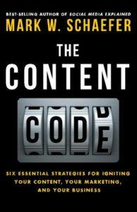 The content code - Mark W. Schaefer