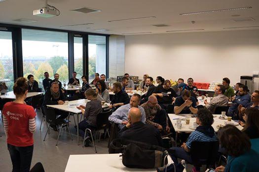 3 Regensburger BarCamp
