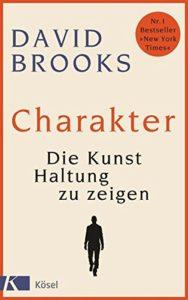 Charakter - David Brooks