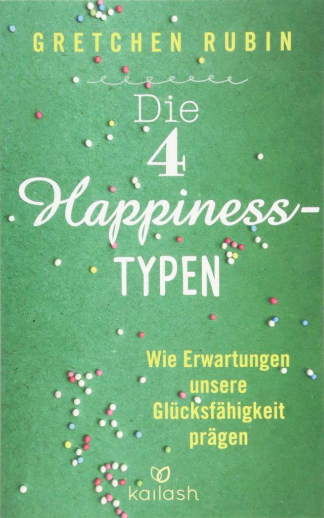 Die 4 happiness Typen Rubin