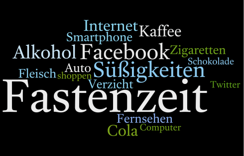 Fastenzeit AD 2014 Blogparade Bachmichels Andrea Juchem