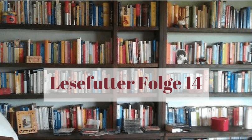 Lesefutter Folge 14