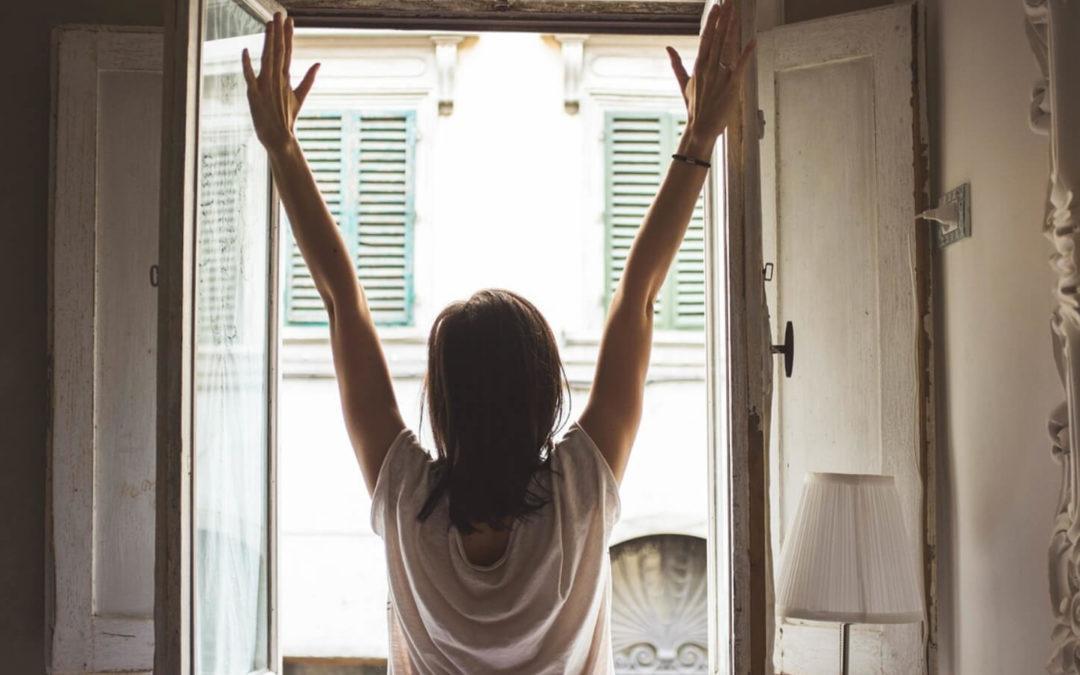 Das ZEN einer Morgenroutine: Wie du ruhiger in den Tag startest