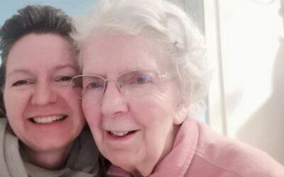 Muttertag – meine Mama und ich