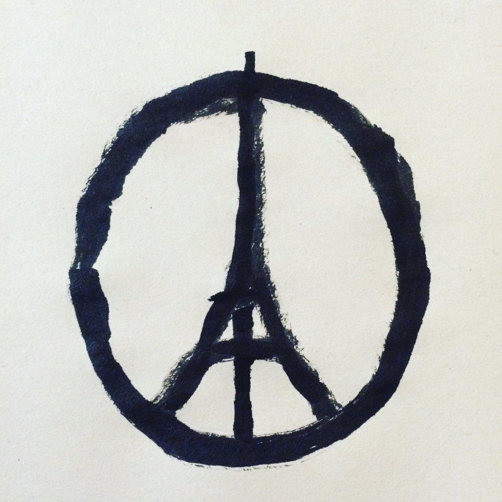 #ParisAttack