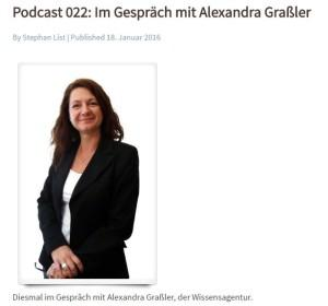 Podcast toolblog