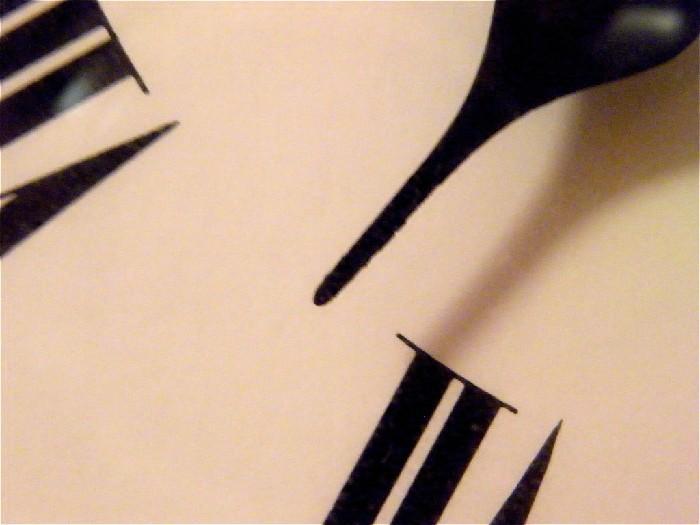 Uhr Zeit vertreiben