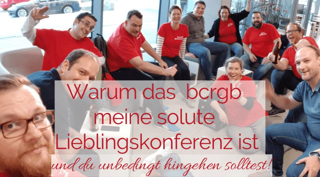 BarCamp Regensburg bcrgb 2019